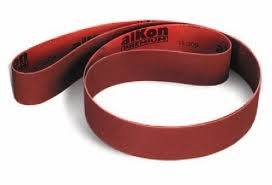 Norton Abs13 Alkon Premium Plus R269 (Width-50mm , Length-3500mm) Grit-60 Abrasive Cloth Narrow Belt