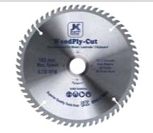 "Jk Super Drive 7"" X 40 Teeth Tct Circular Saw For Wood Cutting"