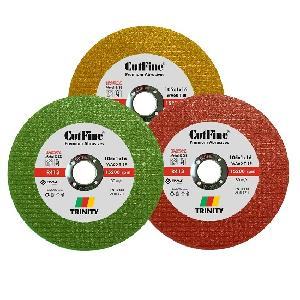 Cutfine Wa60 T Bf Reinforced Cutting Wheel 105 Mm X 1 Mm X 16 Mm R413