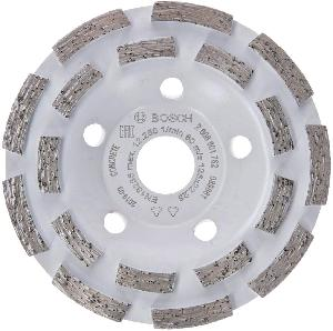 Bosch White Diamond Grinding Wheel 2608601762 (125mm)