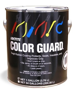 Loctite 3.7 L Color Guard Coating -Black