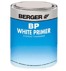 Berger Primer Wood Bp White S/T 4l