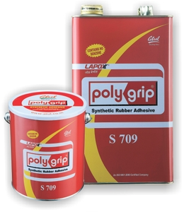 Lapox 5 L Rubber And Contact Adhesives Polygrip S 709