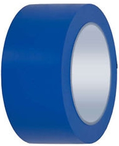Ltd Blue Floor Marking Tape 72mm*.16mm*27mtrs