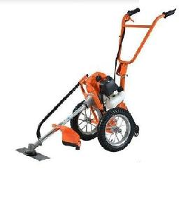 Gt-Shakti Mini Tillers/Trolley Brush Cutters 52 Cc 1.45kw/7000rpm Nps-Tbc-520-2stroke