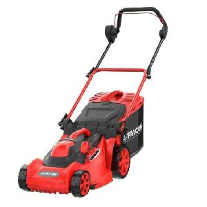 Falcon 1400w Electric Rotary Lawn Mower Roto Drive 33 Plus