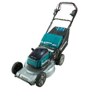 Makita Twin 18vx2 Brushless Lawn Mower Dlm533pt4