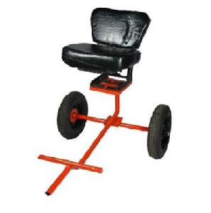Unison Trailing Seat With Wheels