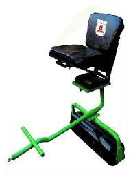 Unison Trailing Seat With Roller