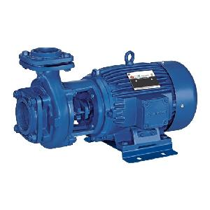 Crompton Centrifugal Monoset Pumps Mbg12(1ph)-21 (1hp)