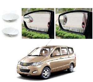 Bluestar Auto Adjustable Blind Spot Mirror For Chevrolet Enjoy Pack Of 2