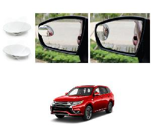 Bluestar Auto Adjustable Blind Spot Mirror For Tigua Pack Of 2