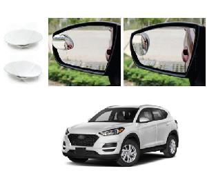 Bluestar Auto Adjustable Blind Spot Mirror For Hyundai Tucson Pack Of 2