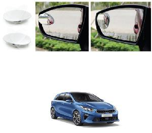 Bluestar Auto Adjustable Blind Spot Mirror For Kia Ceed Pack Of 2