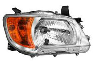 Lumax Head Lamp Assembly W/O Motor For Maruti Suzuki Alto K10 028-Hla-Kmr (Rh)