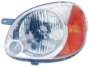Lumax Head Lamp Assembly For Hyundai Santro Xing/I10 081-Hla-Idl (Lh)