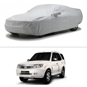 Oscar Storme Car Cover Silver For Tata Safari