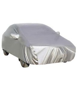 Oscar Car Cover Silver For Volkswagen Cross Polo
