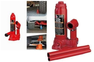 Unique Hydraulic Bottle Car Jack 2 Ton For All Cars