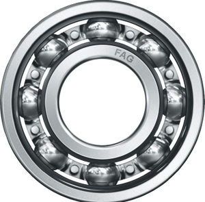 Fag 6002 (Inside Dia 15mm Outside Dia 32mm Width Dia 9mm) Deep Groove Ball Bearing