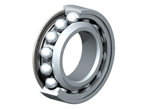Nbc 6305 (Inner Dia 25mm Outer Dia 62mm Width 17mm) Single Row Radial Ball Bearing