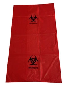 Cosmos Ecofriends 26 X 32 Inch Red Bio Hazard Bag 1 Kg