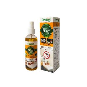 Herbal Strategi Mosquito Repellent Room Spray Refill 500 Ml