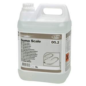 Diversey Taski Suma Scale D5.2 Cleaner (Pack Size 2 X 5 Ltr) Hhslha1