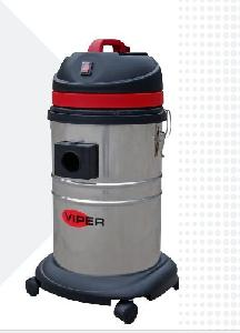 Nilfisk Wet & Dry Vacuum Cleaner 20 Litre Aero-21-01 (Steel Body)