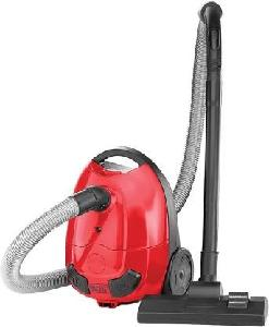 Black & Decker Red & Black Dry Vacuum Cleaner Vm1200-B5 (1000 W)