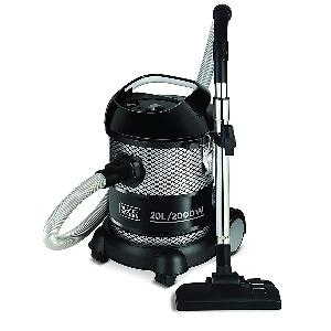 Black & Decker Black Wet & Dry Vacuum Cleaner Bv2000-B5 (2000 W)