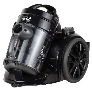 Black & Decker Black Vacuum Cleaner Vm1480-B5 ( 1480 W)