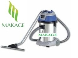 Makage 30 Ltr.Wet & Dry Vacuum Cleaner Black And Cyan Color