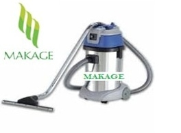 Makage 30 Ltr. Wet & Dry Vacuum Cleaner Black And Blue Color
