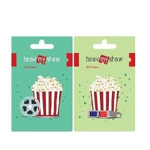 Bookmyshow Gift Card Inr 5000