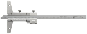 Mitutoyo 150 Mm Vernier Depth Gauge 527-101