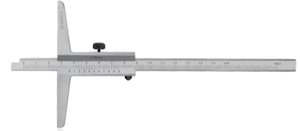 Groz 150 Mm Vernier Depth Gauge Vdg/6