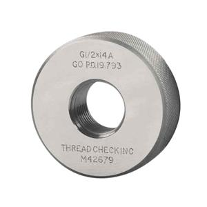 Graphica 5 Inch Go Type Thread Ring Gauge