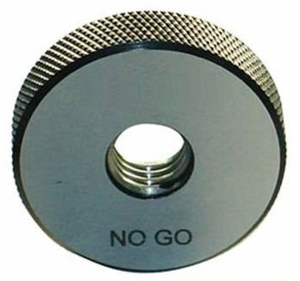 Graphica 3 Inch 4 Tpi Unc No Go Type Thread Ring Gauge