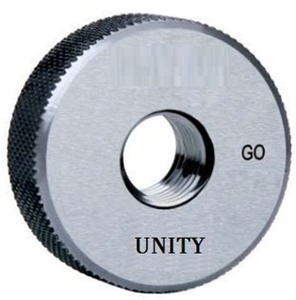 Unity M8x1.25 Mm Go Type Thread Ring Gauge