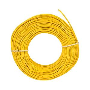 Kalinga Premium 1.5 Sq. Mm Fr Pvc Housing Wire Yellow 90 M