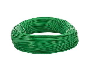 Kalinga Premium 0.75 Sq. Mm Fr Pvc Housing Wire Green 90 M