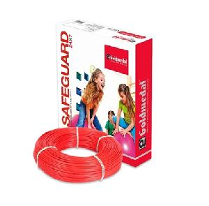 Goldmedal Pvc Wire 06104red (1100v)