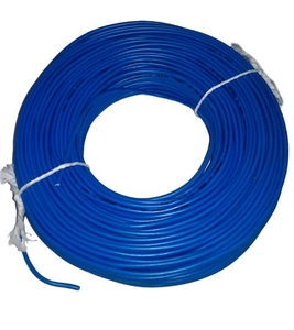 Polycab Flame Retardant Low Smoke Halogen Cable Blue 180 M 0.75 Sq.Mm
