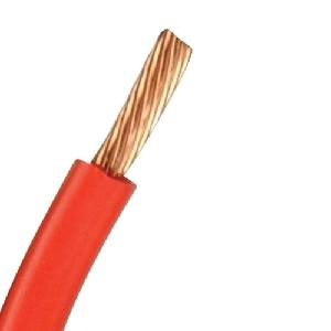Kei 10.0 Sq Mm 90 Mtr Single Core Flame Retardant Low Smoke & Halogen Frlsh Industrial Wire Red