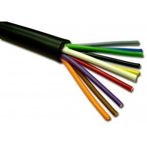 Polycabsheathed Multi Core Industrial Flexible Cable 10 Core 1.5 Sq Mm