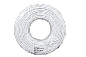 Jk White 90 M Cctv Camera Cable