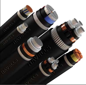 Havells Galvanised Flat Strip Armoured Cable 300 Sq.Mm 33 Kv (E)