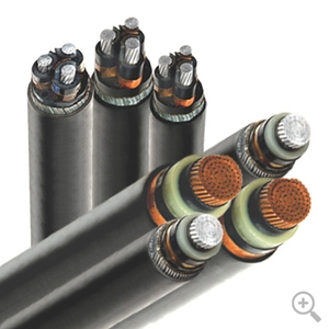 Gloster Single Core Ht Xlpe Cables 300 Sq.Mm 3.3 Kv (E/Ue)