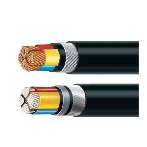 Polycab 240 Sq Mm 3.5 Core Copper Armoured Cables